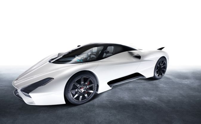 SSC-Tuatara Top 10 Fastest Cars in the World