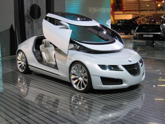 Saab_Aero-X_Concept_Car 30 Creative and Breathtaking Car Design Ideas