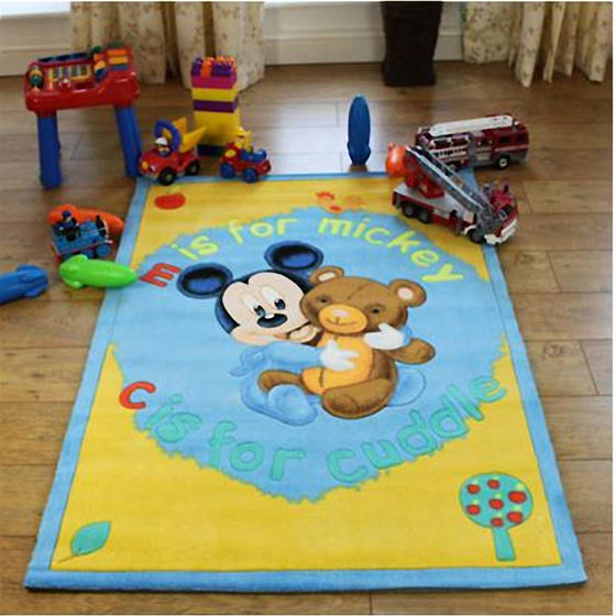 Sell_Kids_Children_Rugs_Carpets Kids' Rugs Are Not Just For Decoration, But An Educational Method