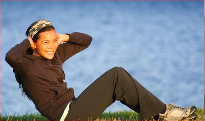 Sit-ups-exercise-aboutexercise Is There a Natural Healing for Depression?