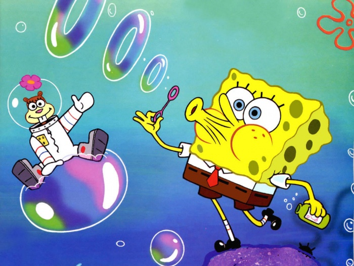 SpongeBob-SquarePants-Wallpapers-3 SpongeBop SquarePants Animation