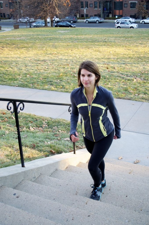 Stair-Climbing How to Benefit from Low Impact Exercises