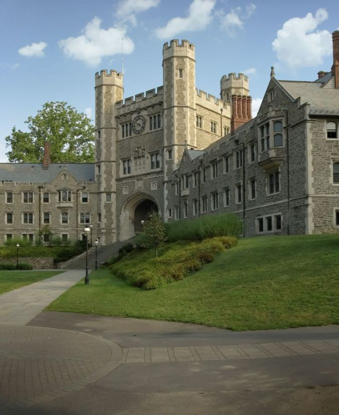 Stronghold_Princeton_University_New_Jersey_USA The World's Top 10 Best Universities