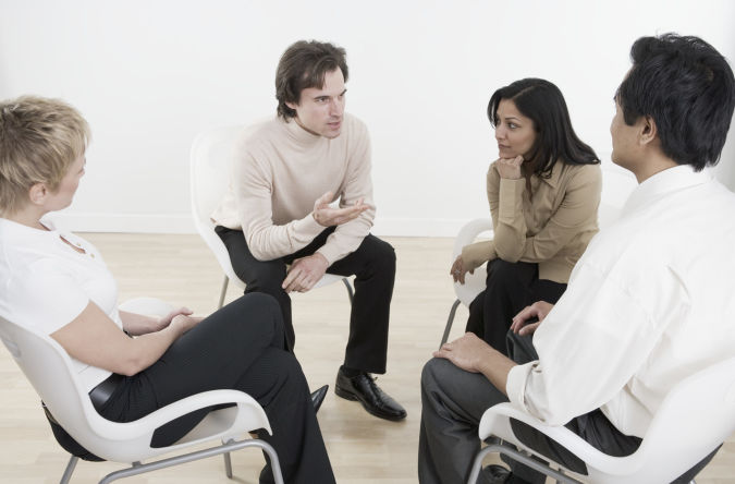 Support-Group How to Get Rid of Your Accent