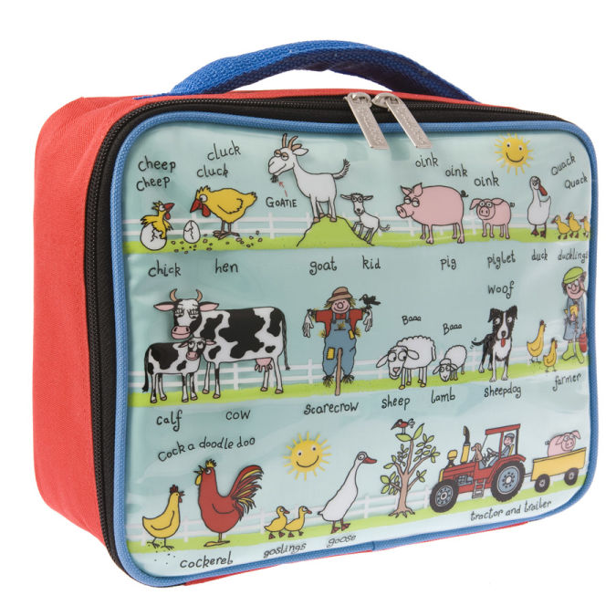 TKLBFAR Pick A Lunch Bag For Your Kid