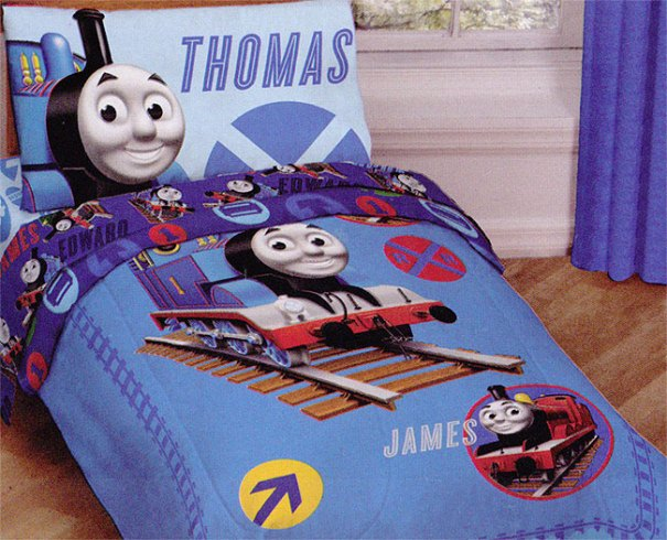 Thomas-and-FriendsToddler-Bedding-Sets How To Find The Most Durable Bed Sheets For Kids?!