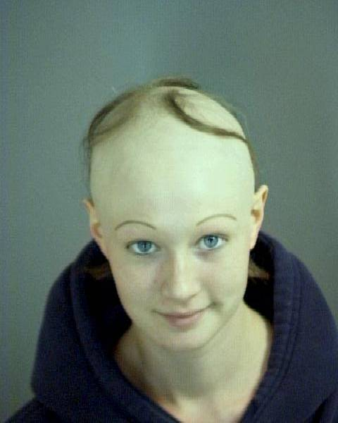 Top_Ugly_Woman__18 Top 25 Weird Hairstyles For Men And Women