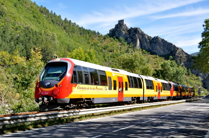 Train_des_Pignes Most Popular Means Of Transportations in Different Countries