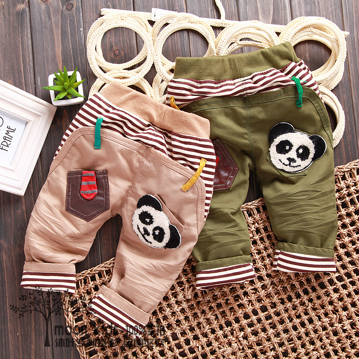 Trousers-female-child-100-cotton 30 Cutest Baby Girl Pants