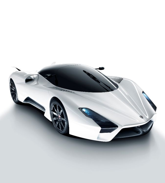 Tuatara Top 10 Fastest Cars in the World