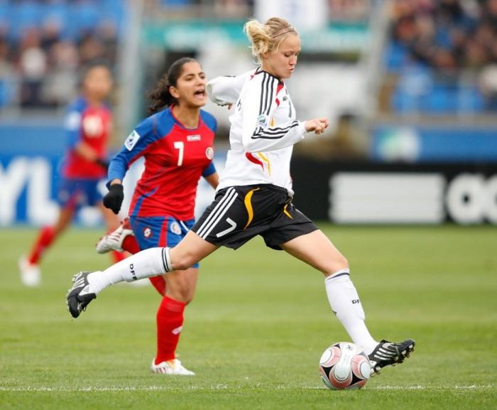 Turid+Knaak+FIFA+17+Women+World+Cup+Germany 2015 FIFA Women's World Cup
