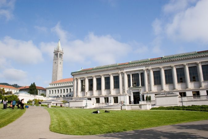 UC-Berkeley The World's Top 10 Best Universities