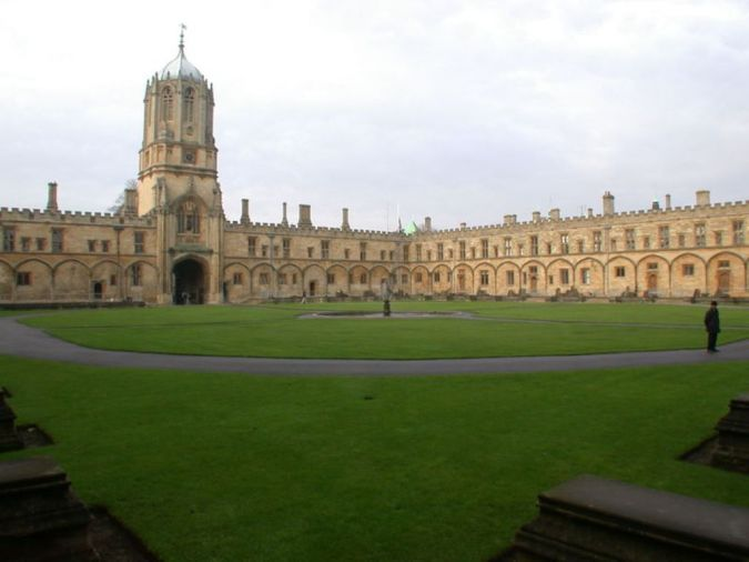 University-of-Oxford The World's Top 10 Best Universities