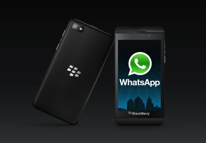 WhatsAppZ10 Blackberry 10 With Features And Applications