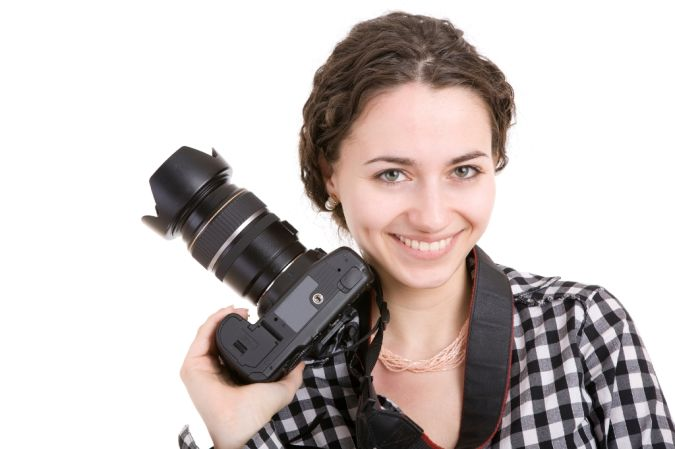 Woman-Photographer Do You Know How to Pay for Your Wedding?