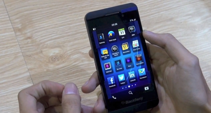 XpressionMusic_BB10 Blackberry 10 With Features And Applications