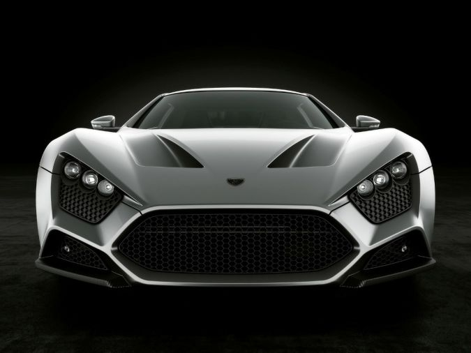 Zenvo-ST1-. Top 10 Most Expensive Cars in the World