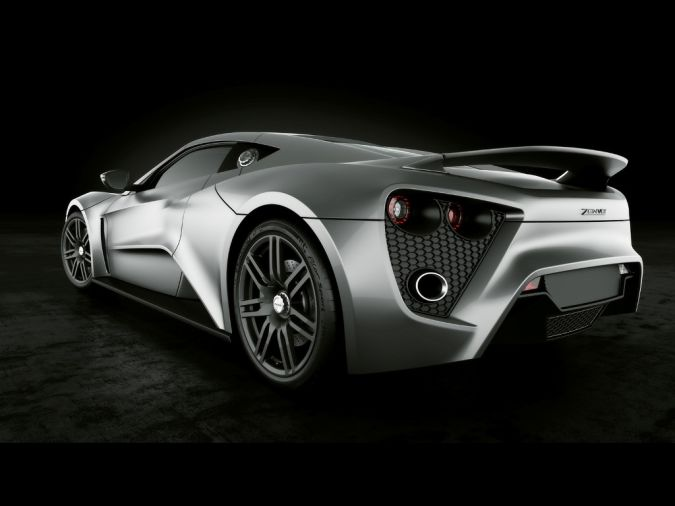 Zenvo-ST1 Top 10 Most Expensive Cars in the World