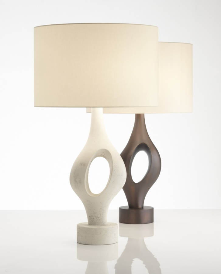 aab0994511 Choosing The Perfect Side Lamp For Your Home