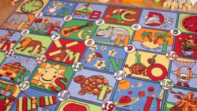 Photo of Kids' Rugs Are Not Just For Decoration, But An Educational Method