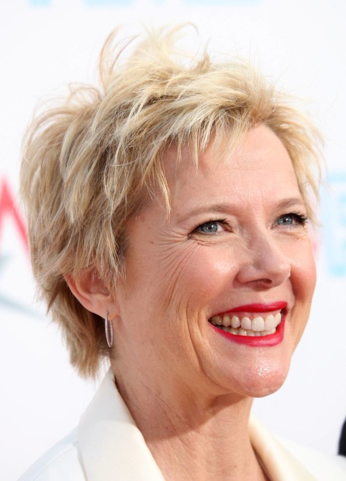 annette_bening Newest Hairstyle For Women