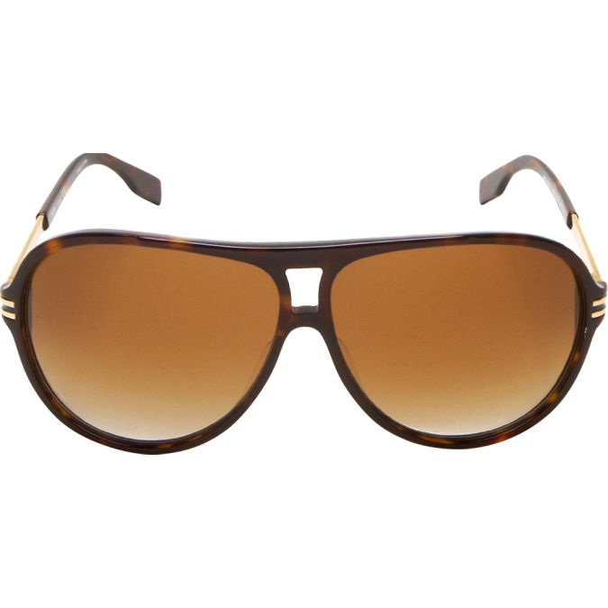 "apparel-hugo-boss-casual-sunglasses-men-0398-p-s-dark-havana-gold-brown-gradient-front-view "" Sunglasses "" A key Accessory for men"