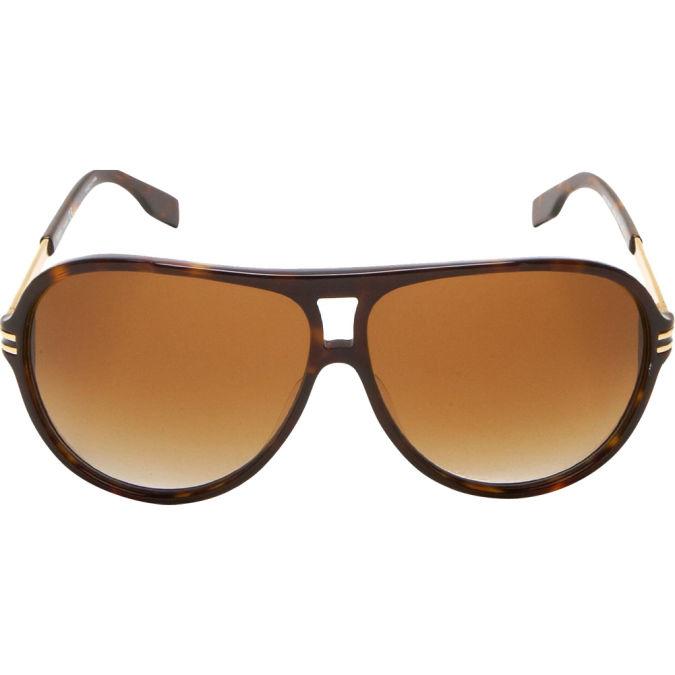 "apparel-hugo-boss-casual-sunglasses-men-0398-p-s-dark-havana-gold-brown-gradient-front-view "" Sunglasses "" A key Accessory for men"