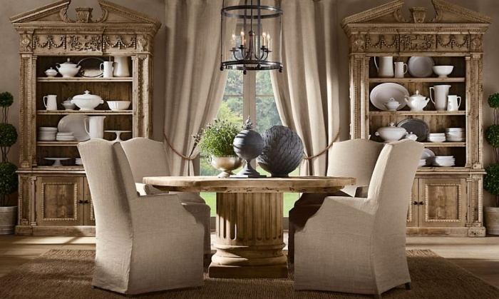 arch column round dn What Are the Latest Home Decor Trends for 2014?
