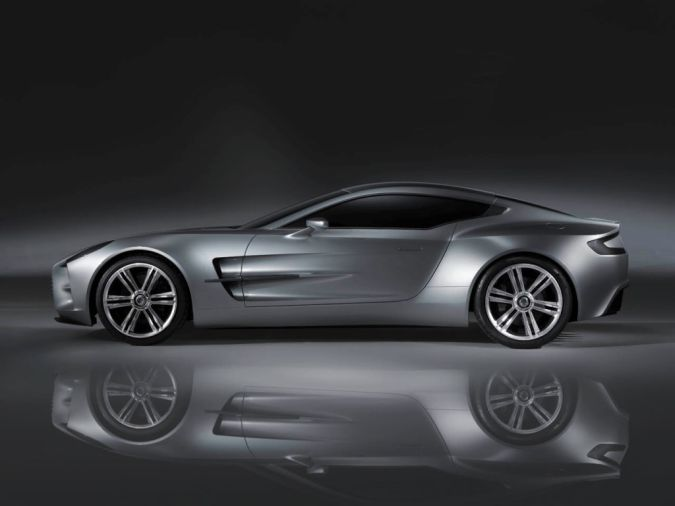 aston-martin-one-77-3 Top 10 Most Expensive Cars in the World