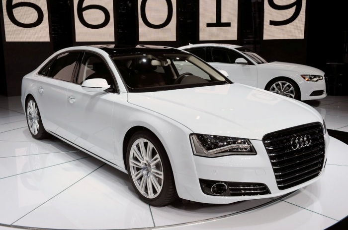 audi-a8-tdi-2014-wallpaper-at-2012-la-auto-show-2 Latest Audi Auto Designs