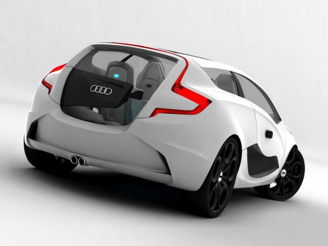 audioconcept09 30 Creative and Breathtaking Car Design Ideas
