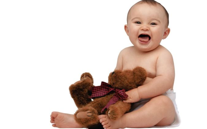baby-boy-smiling-wallpaper Top 20 Names for Your Baby Boy