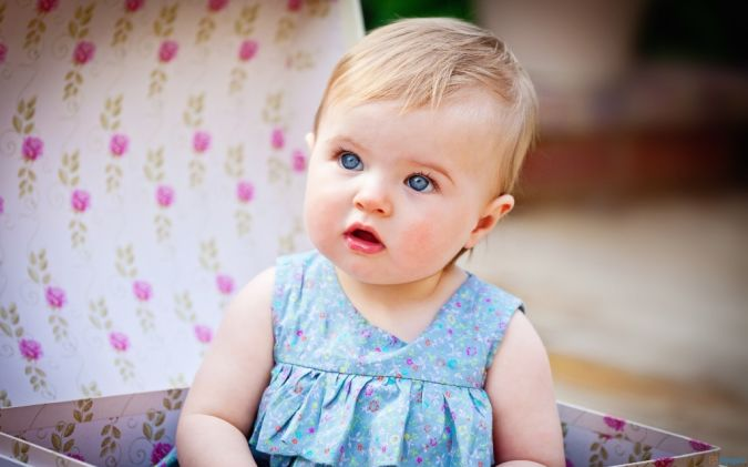 baby-girl1 Top 20 Names for Your Baby Girl