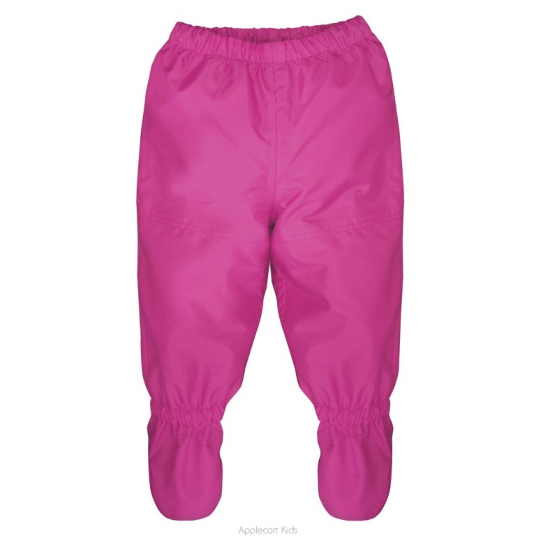 baby-girls-waterproof-crawler-pants 30 Cutest Baby Girl Pants