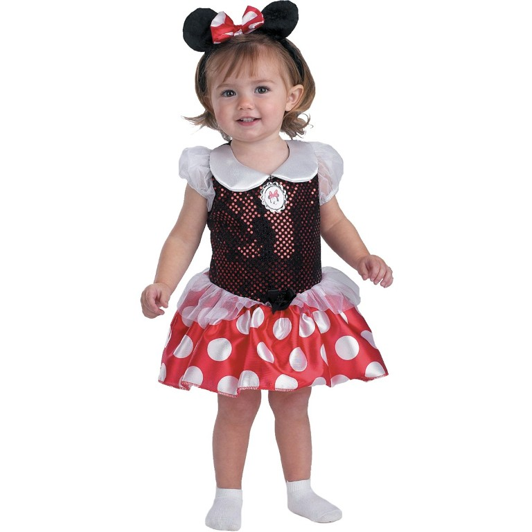 baby-minnie-mouse Most Stylish and Awesome Party Clothing for Girls