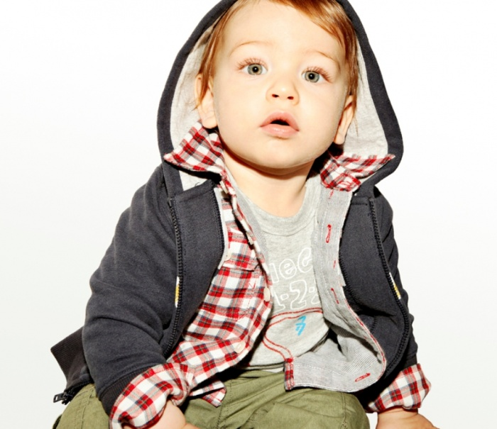 baby6 Most Stylish American Kids Clothing