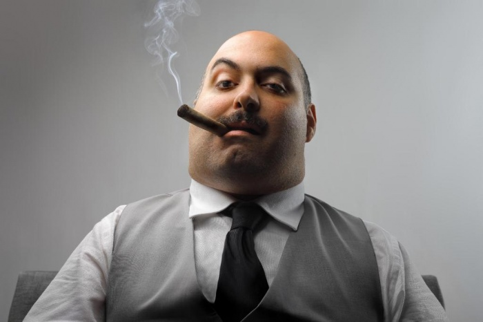 bad-boss-smoking-cigar How to Get Your Boss to Be More Respectable