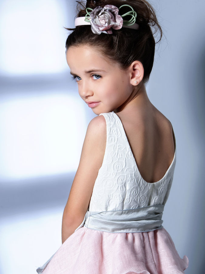 barcarola Fabulous Ceremonial Dresses For Kids