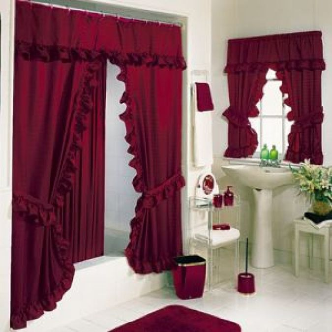bath-shower-curtains-1256 Curtains' Designs For Bathrooms And Showers
