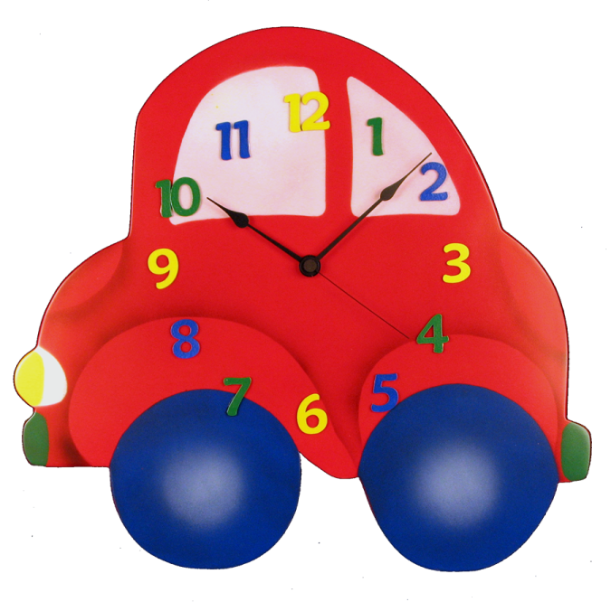 big-buggy 15 Amazing Wall Clocks Will Be Pieces Of Art In Your Home