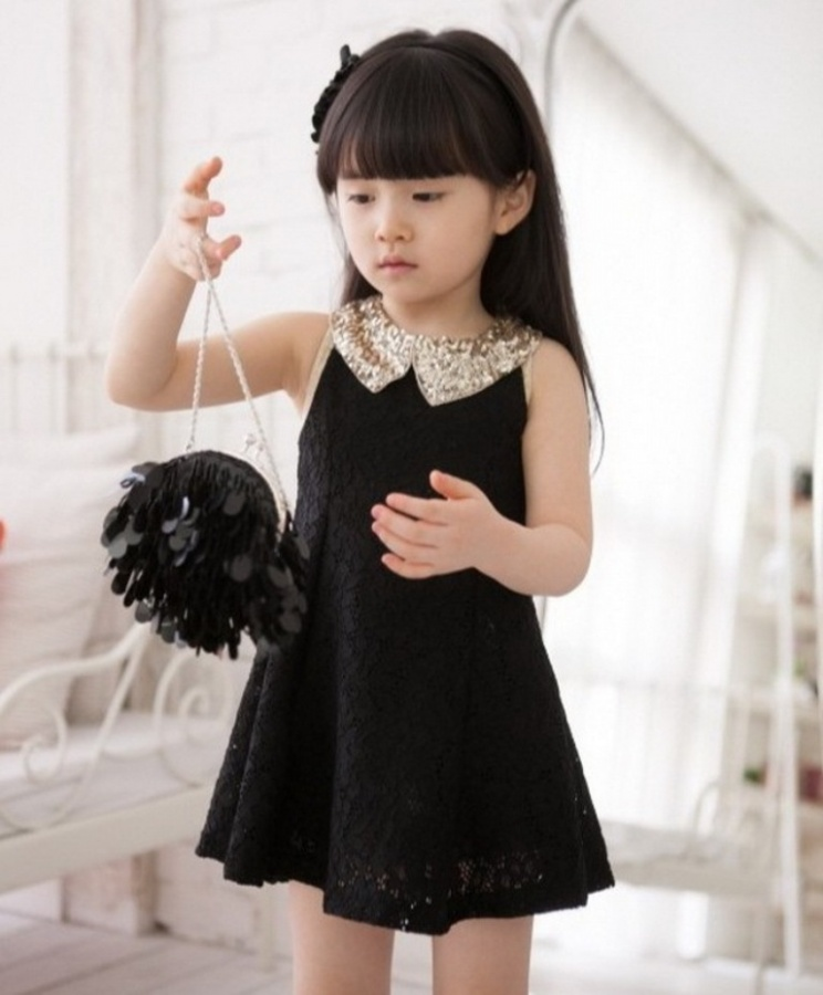 black3 Most Stylish and Awesome Party Clothing for Girls