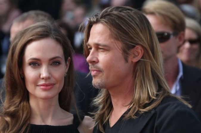both Angelina Jolie Catches the Eyes of Her Lovers and Cameras after Her First Appearance Since Mastectomy