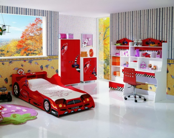 boys-bedroom-furniture-sets Fascinating and Stunning Designs for Children's Bedroom