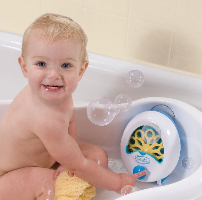bubble-time 10 Fabulous Kids Bathroom Accessories