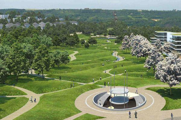 builtenvconf +27 Best Designs Of Landscape Architecture