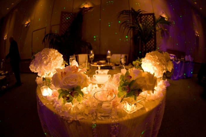 candle-centerpieces 50 Fabulous and Breathtaking Wedding Centerpieces