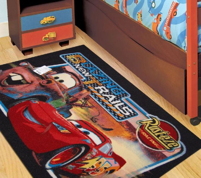 cars4room Kids' Rugs Are Not Just For Decoration, But An Educational Method