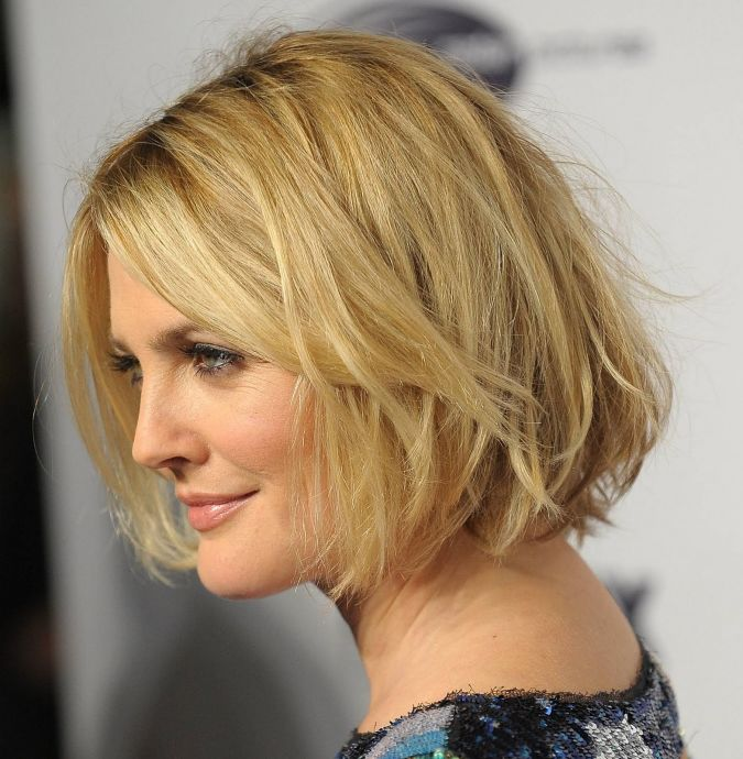 celebrity-glamorous-bob-hairstyle-inspirations-bob-haircuts-for-thick-hair-women-inspirations-2013 Newest Hairstyle For Women