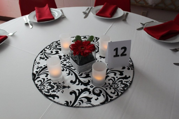 centerpiece1 50 Fabulous and Breathtaking Wedding Centerpieces