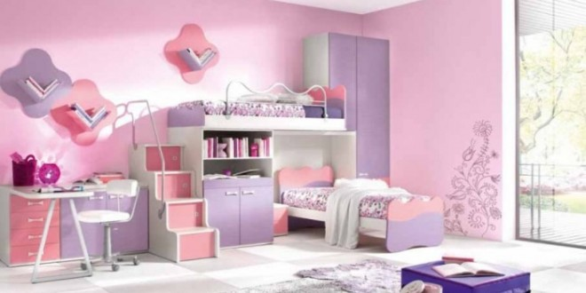 chic kids rooms desain keren kamar tidur anak yang